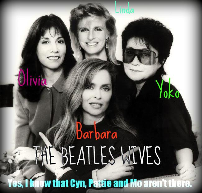 Beatles Wives